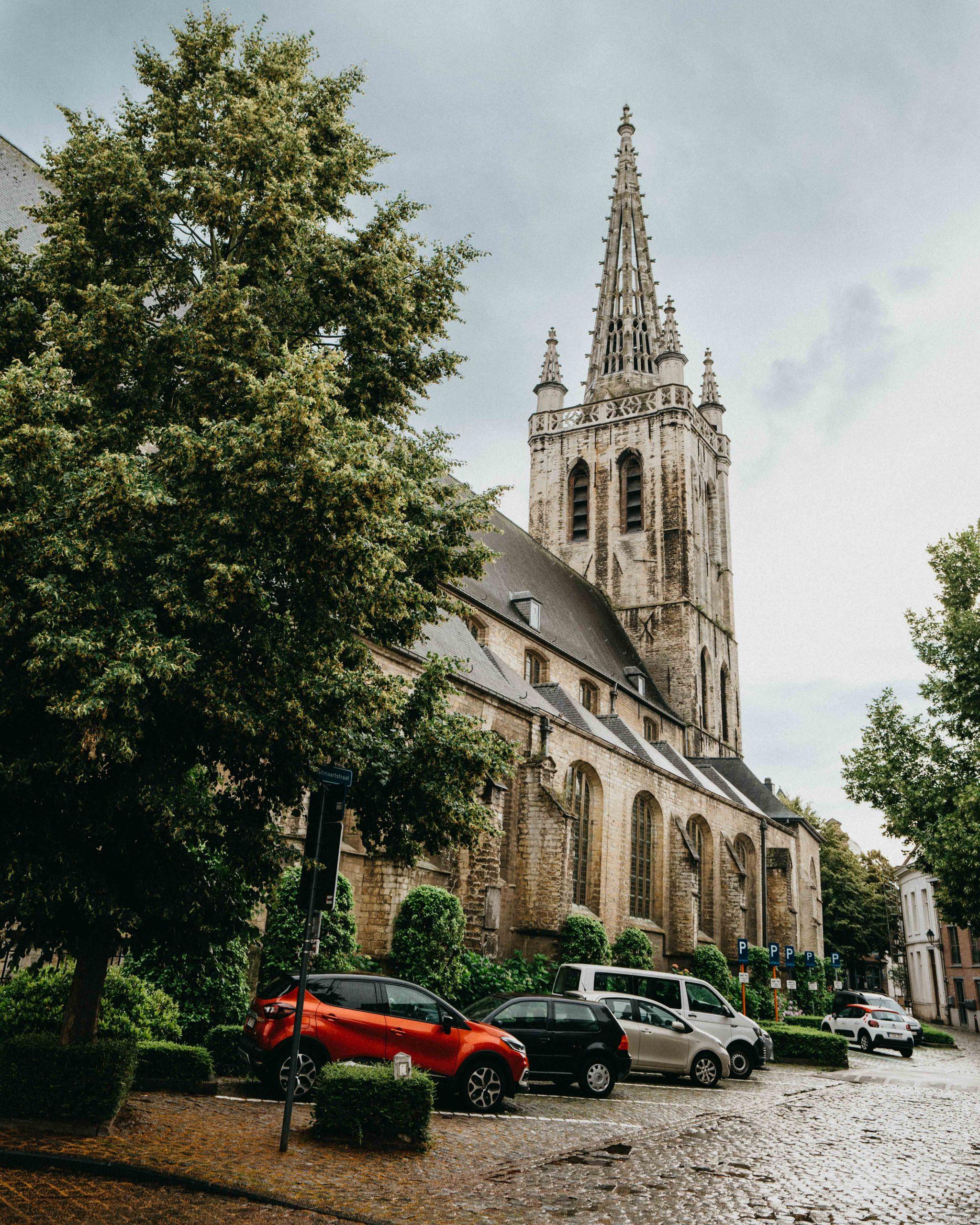 kerken Leuven