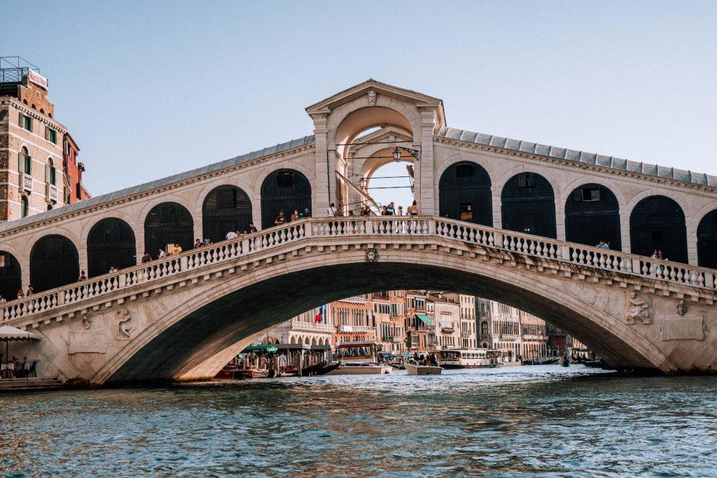 mooiste bruggen Venetië