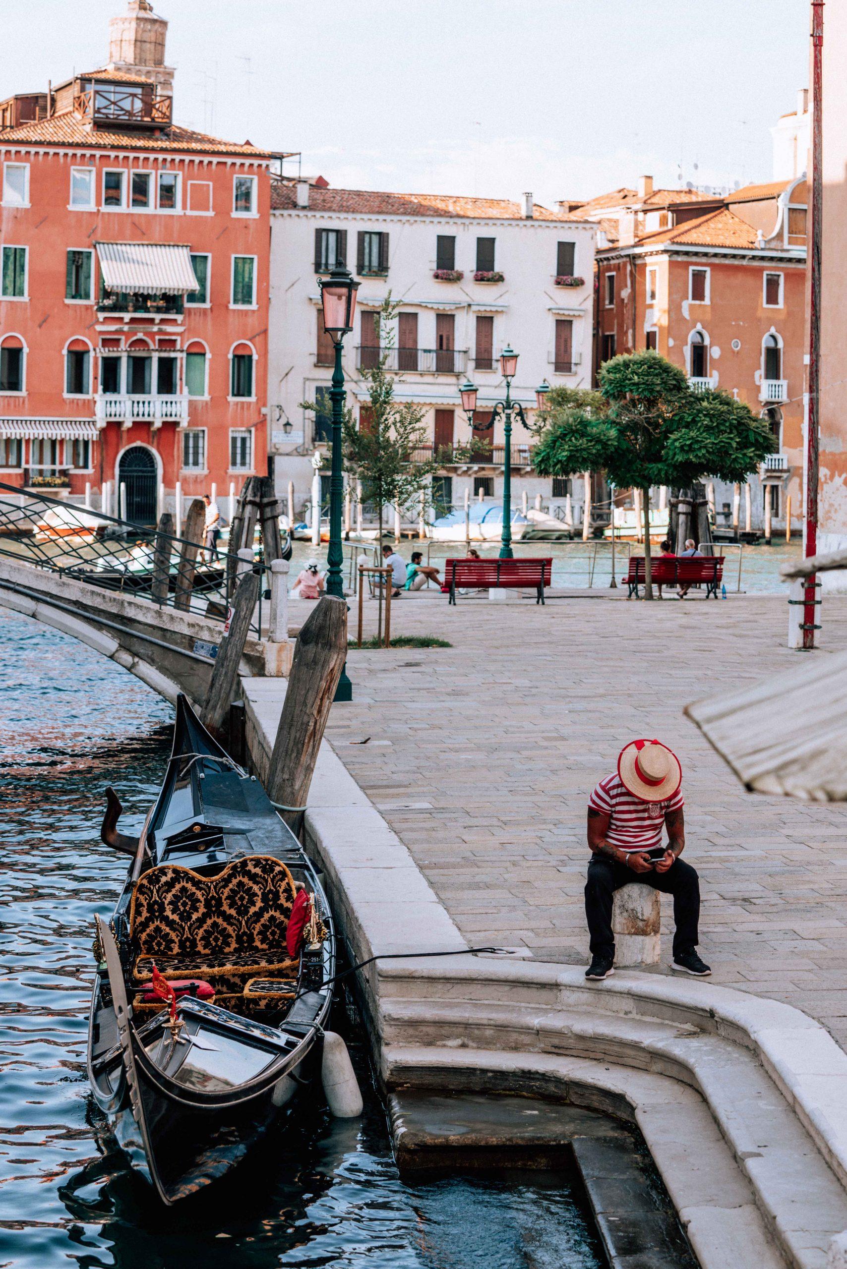 gondel in Venetië tips