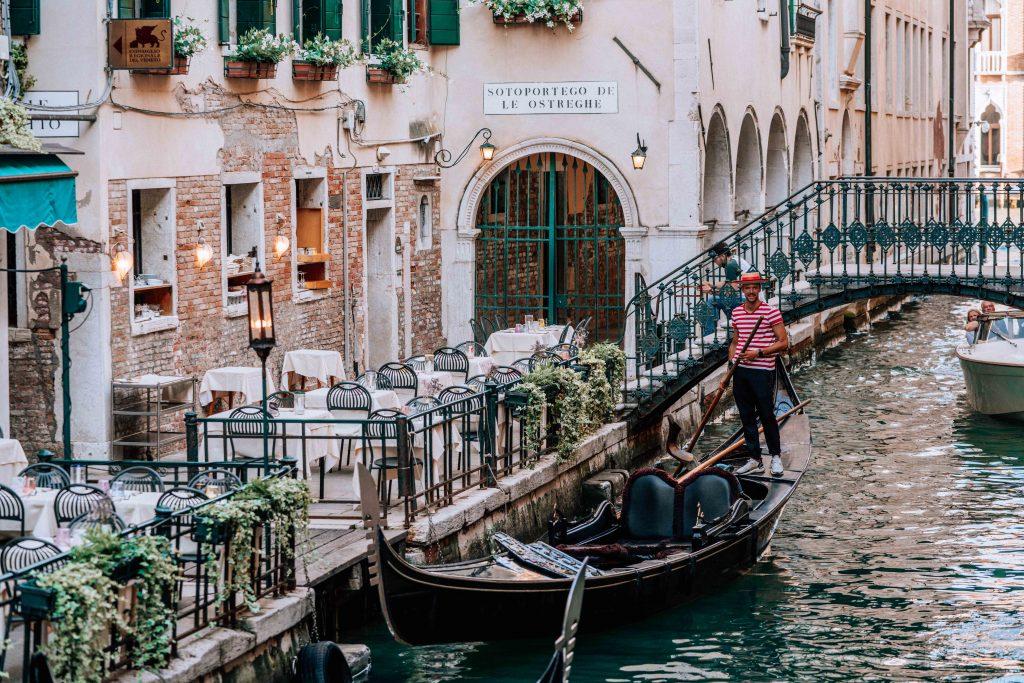vervoer Venetië