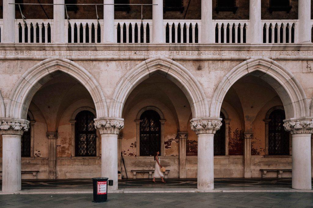 Venetië San Marco plein